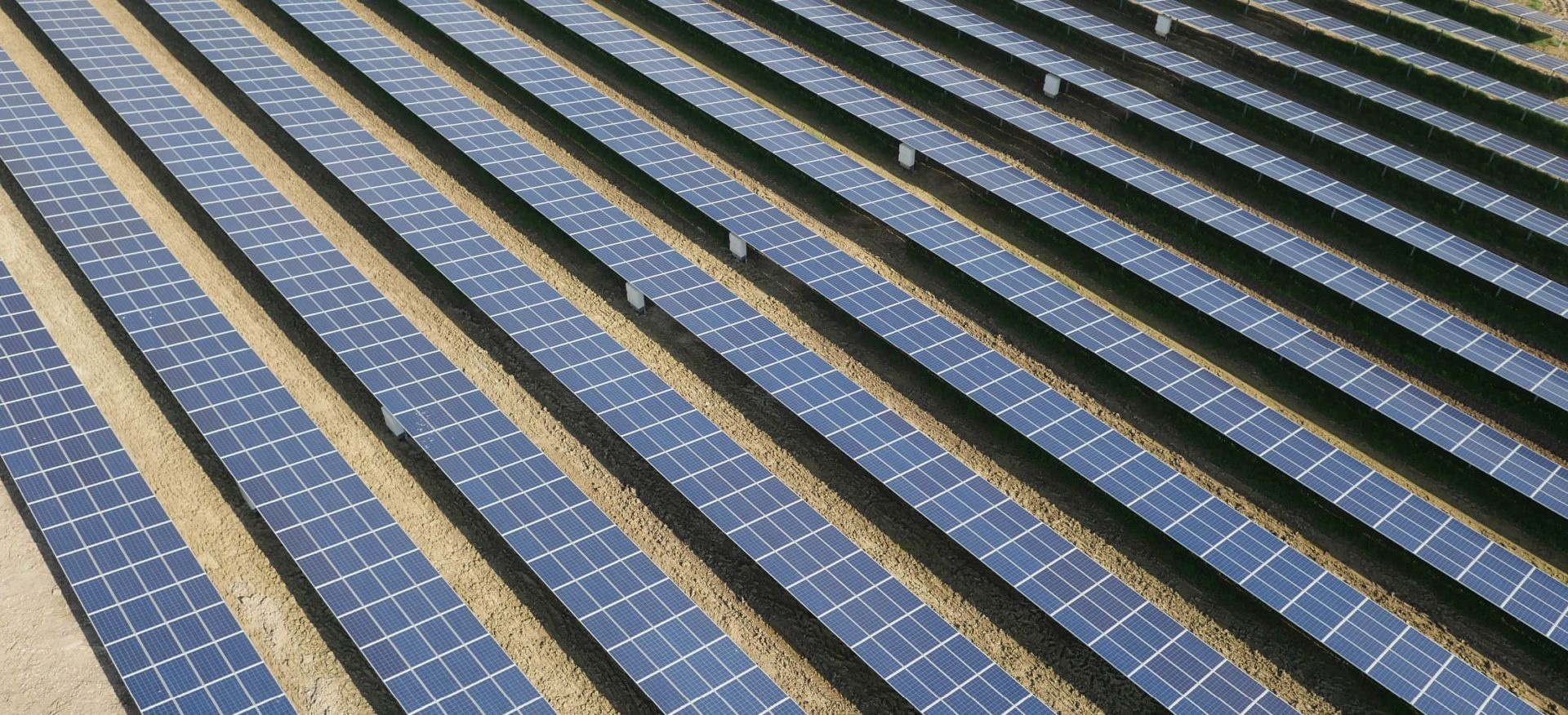 Solaranlage Sandridge in Melksham, United Kingdom