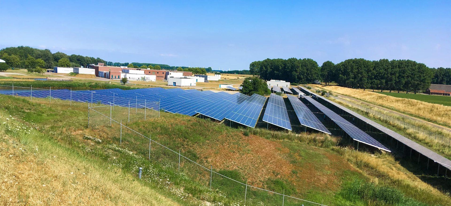 Solarpark Eneco Braakmann