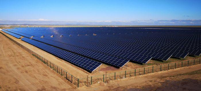GOLDBECK SOLAR Solarpark Akadyr KZ