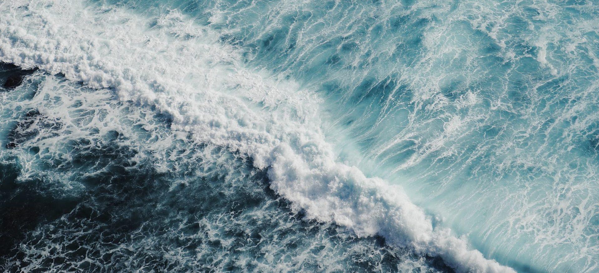 Ein Bild eines Meeres