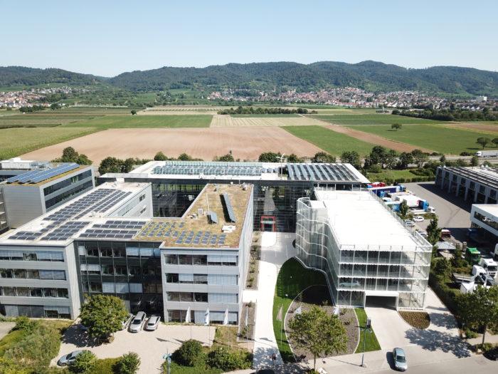 GOLDBECK SOLAR Hauptsitz Deutschland