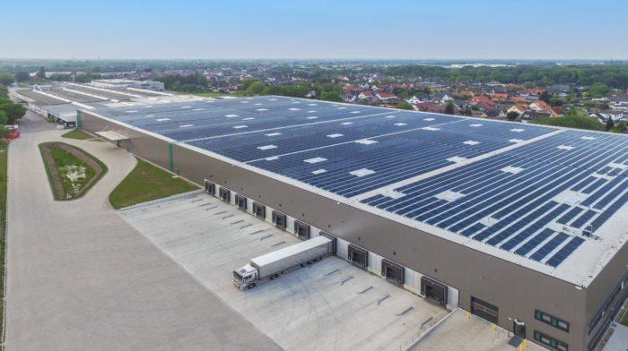 Solardach Klingele Papierwerke, Deutschland