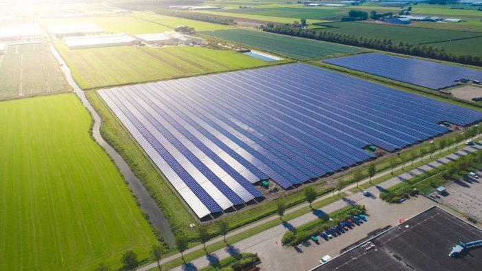 Solarpark Andjik, Niederlande