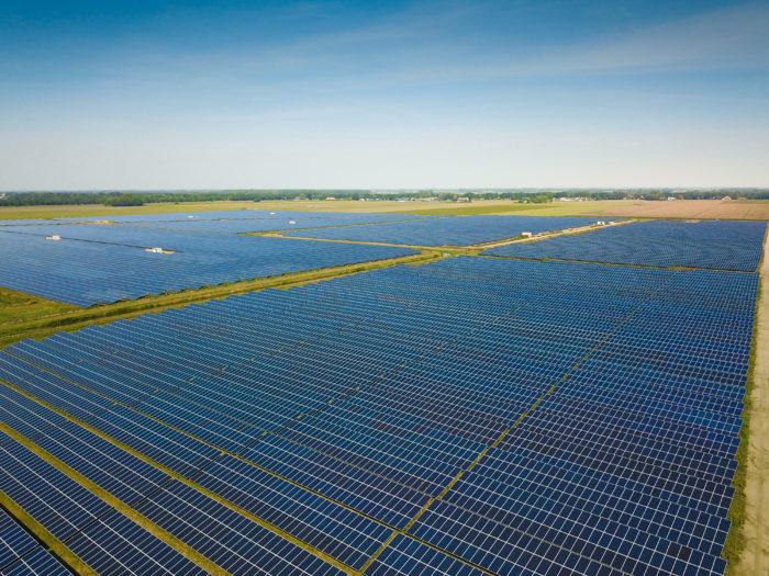 Solarpark Midden-Groningen