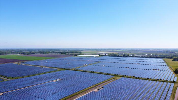 Solar Park Goldbeck Solar