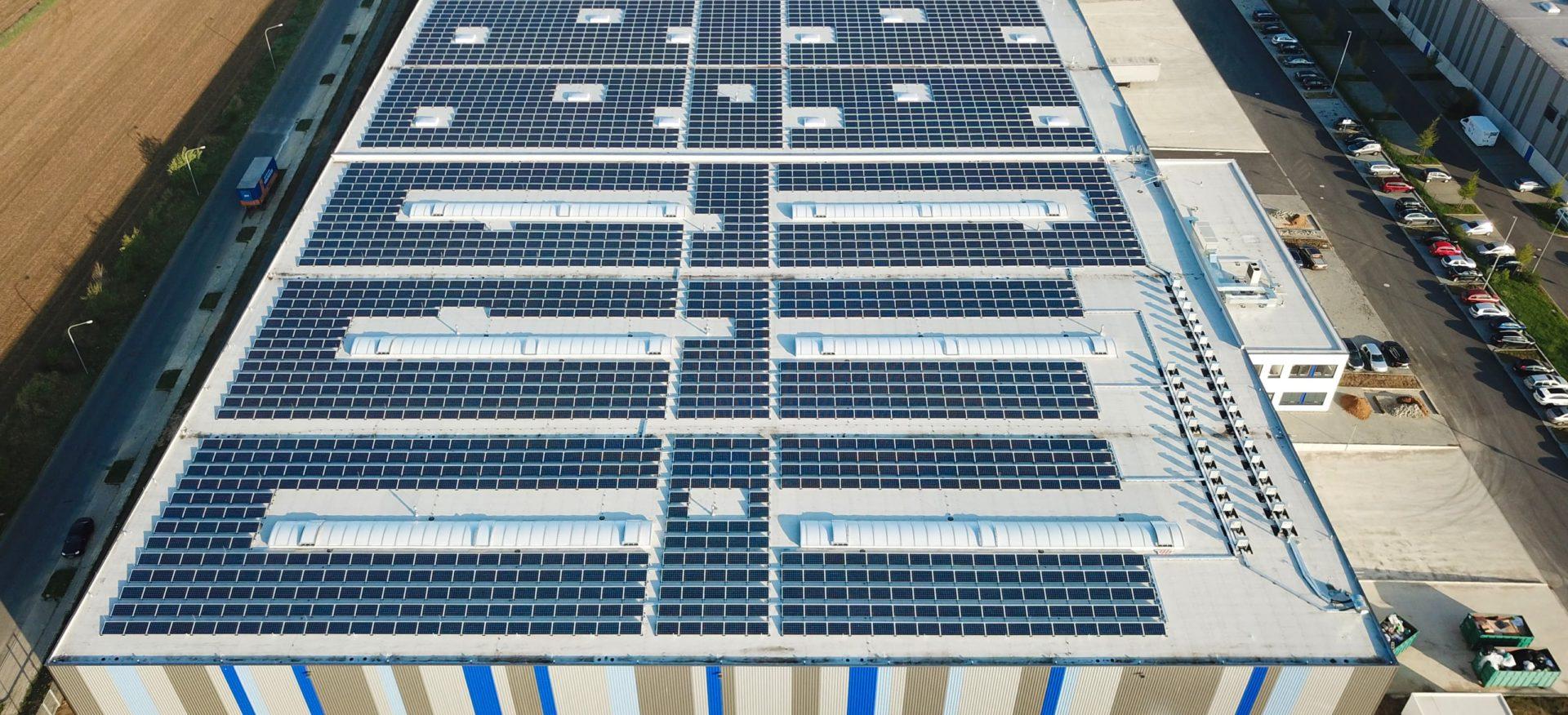 Solardach APD Schlauchtechnik, Viersen