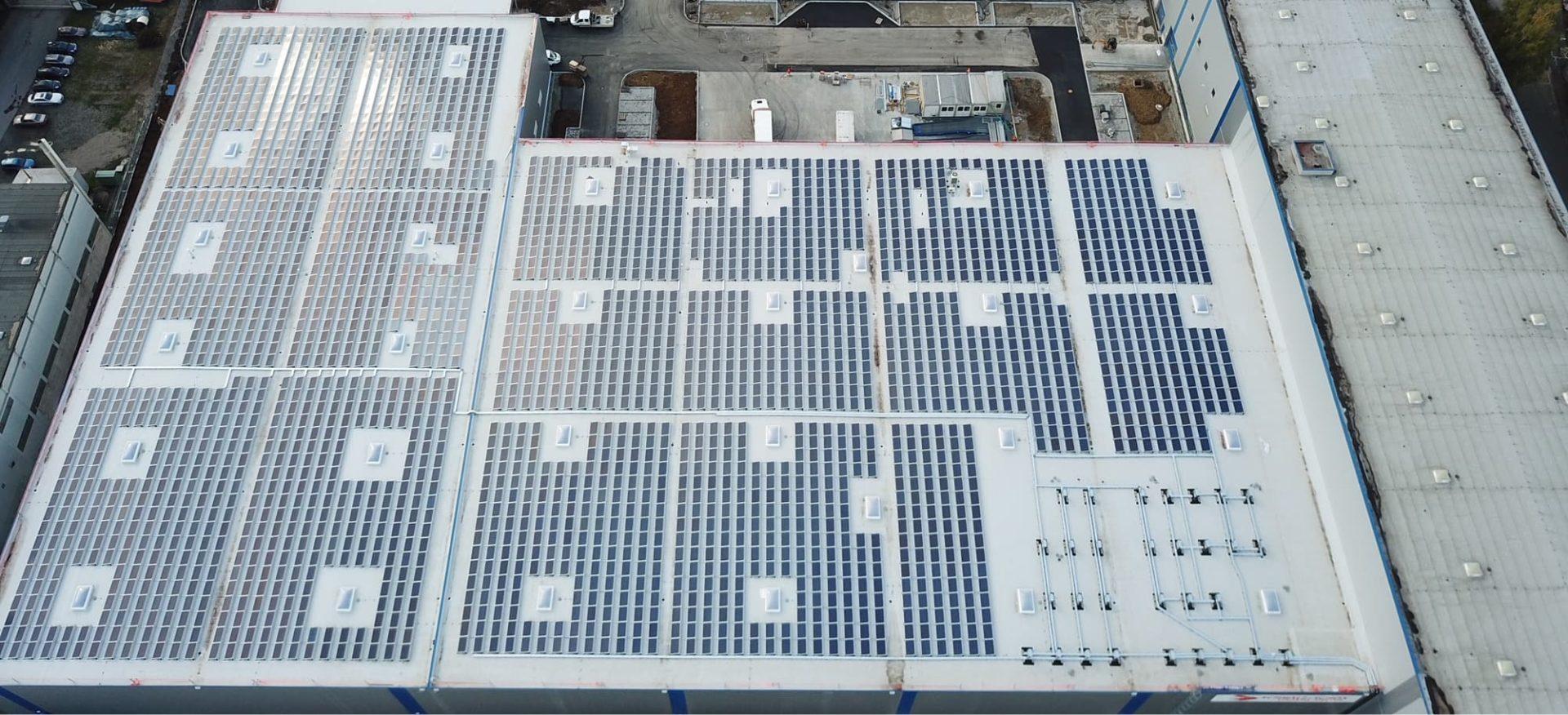 Solardach Panattoni, Waiblingen