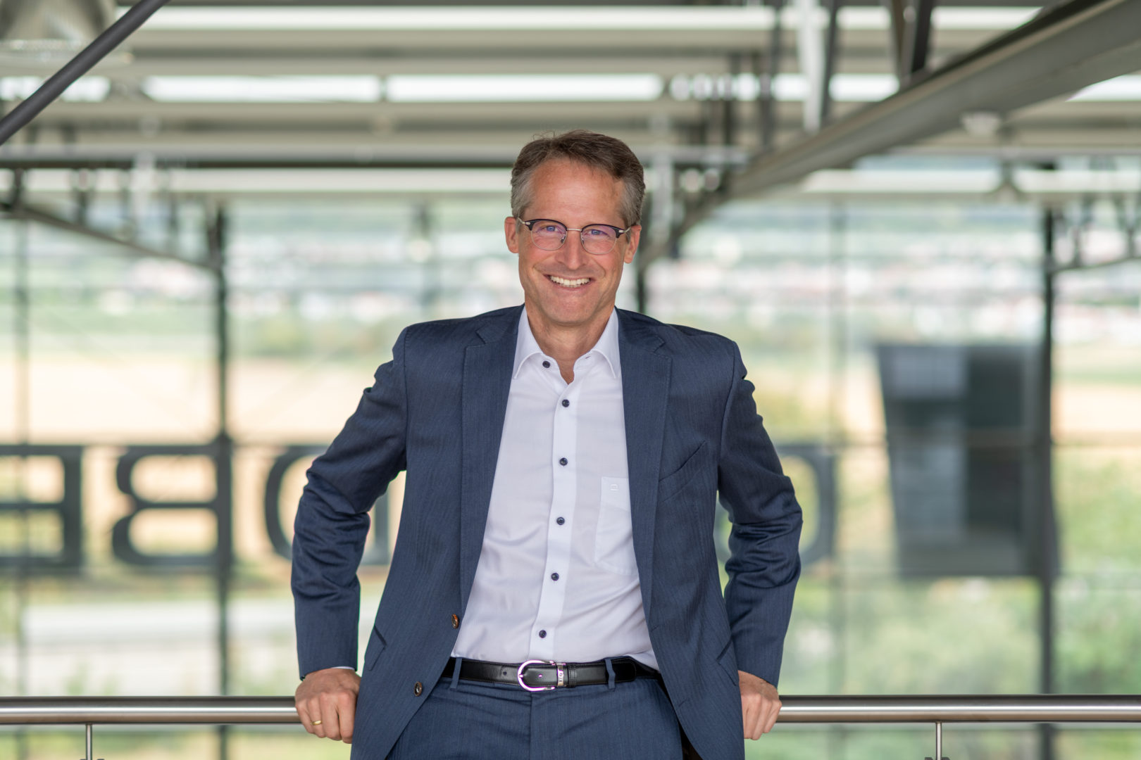 Joachim Goldbeck, CEO von GOLDBECK SOLAR