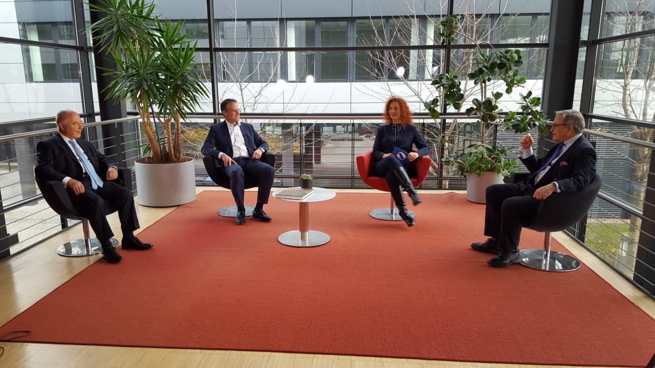 RheinmainTV mit Joachim Goldbeck