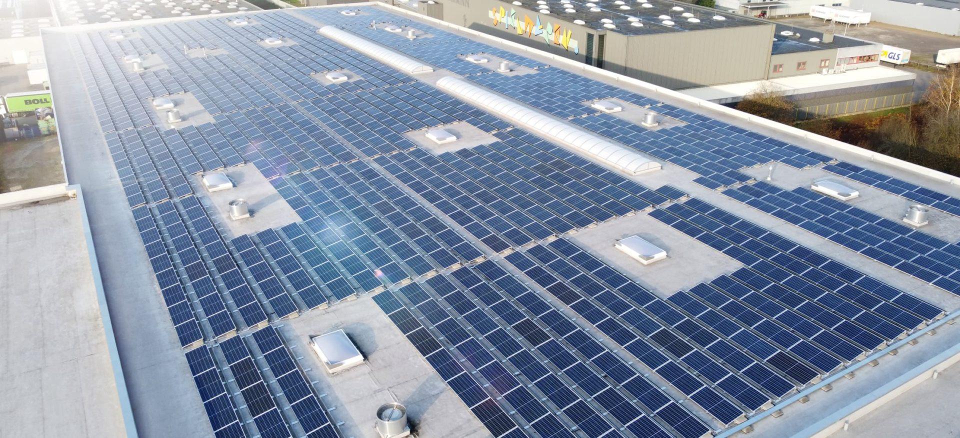 Solardach Bohnenkamp