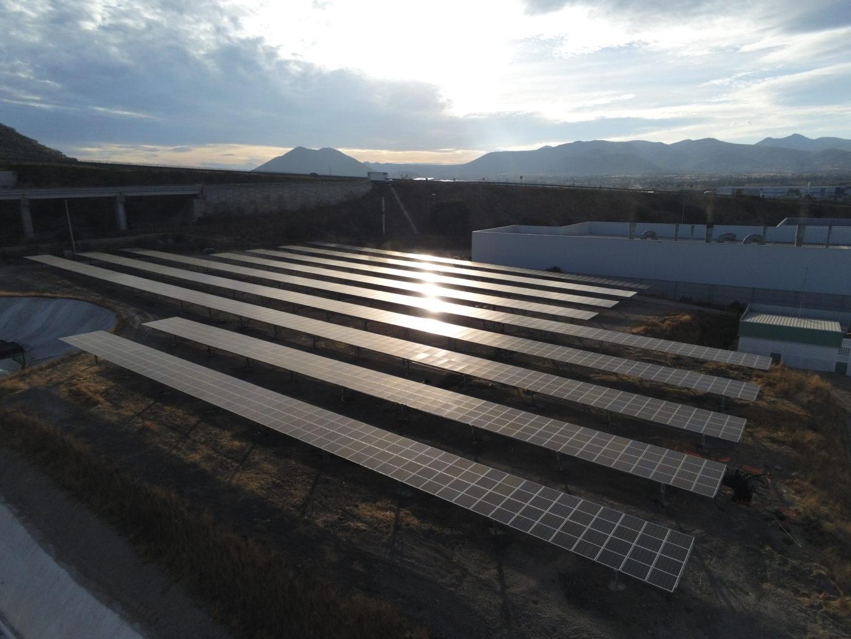 Solarpark Mann+Hummel, Mexiko
