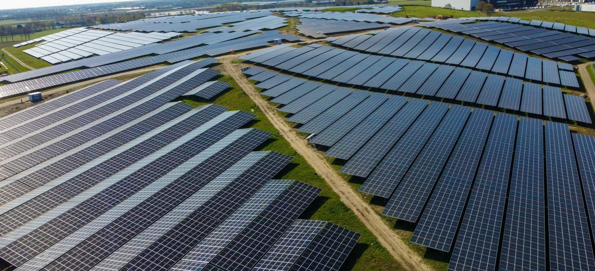 Solarpark Bavelse Berg