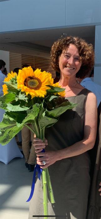 Monika Leiner ist Schirmherrin für Nachhaltigkeit
