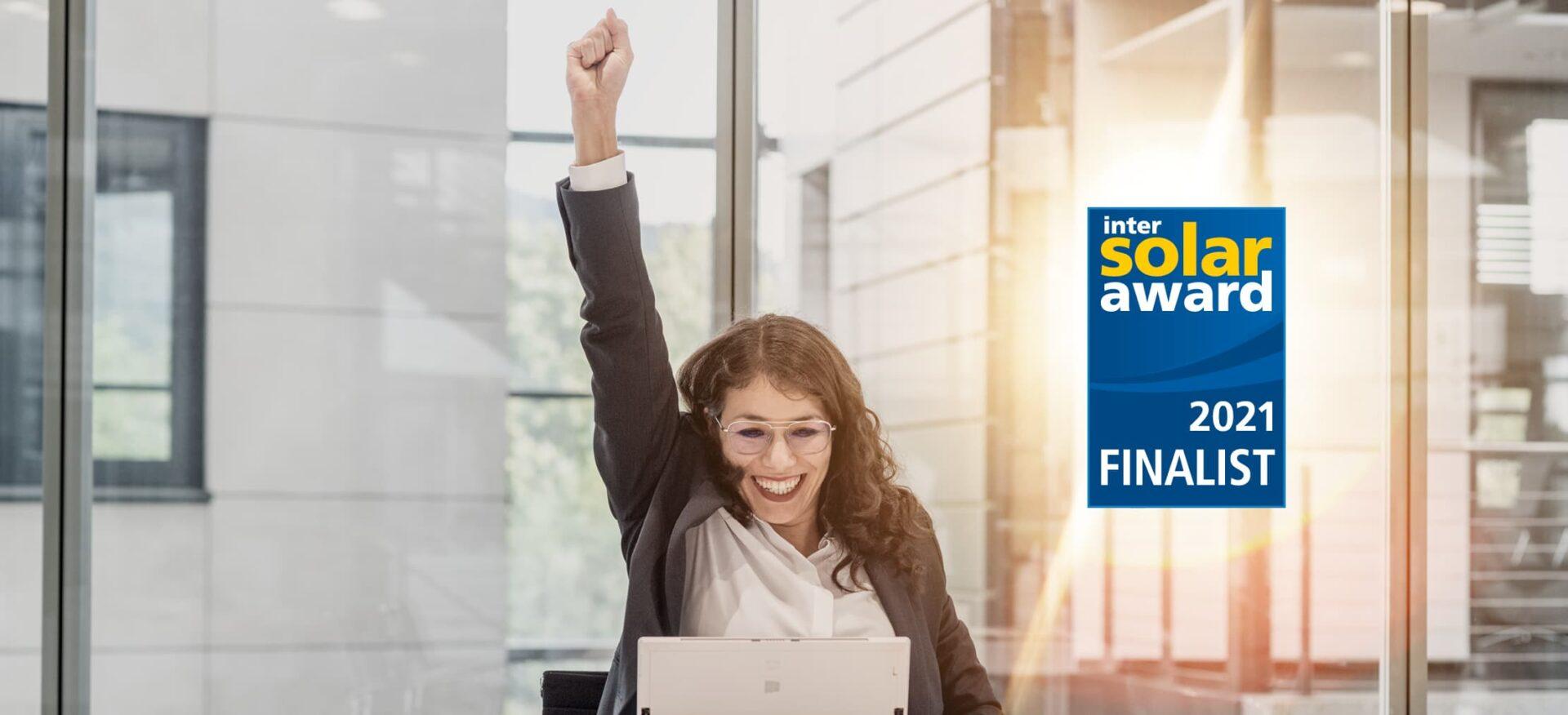 Goldbeck Solar ist Finalist beim Intersolar Award 2021