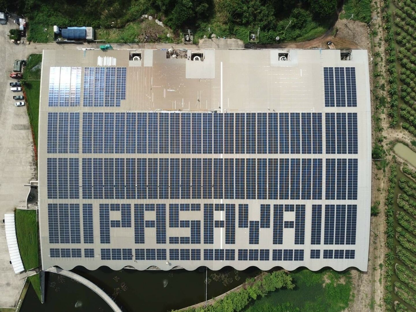 Solarchdach Pasaya